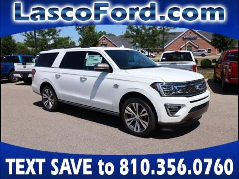 2020 Ford Expedition MAX for sale at LASCO FORD in Fenton MI