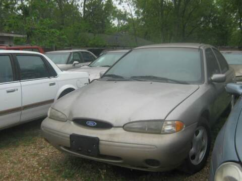1996 Ford Contour for sale at Ody's Autos in Houston TX