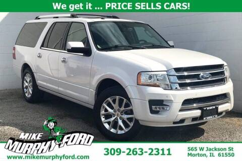 2016 Ford Expedition EL for sale at Mike Murphy Ford in Morton IL