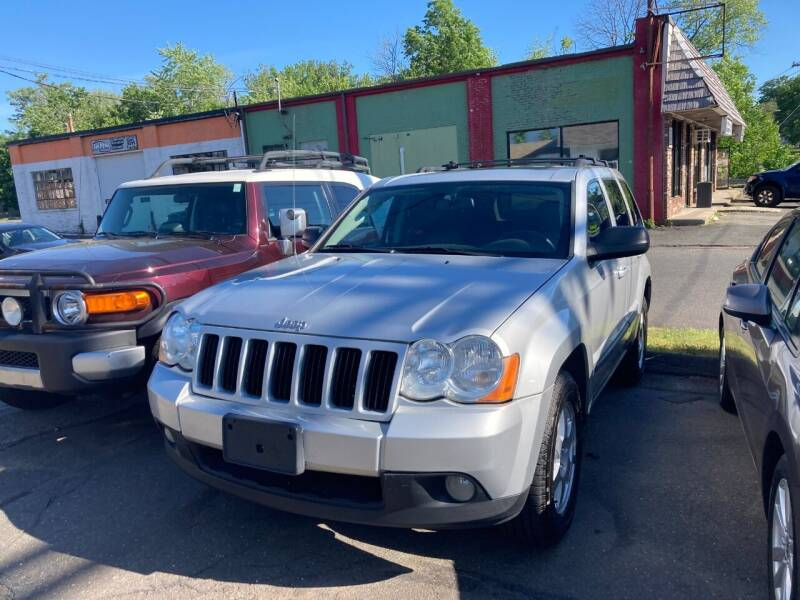 2008 Jeep Grand Cherokee for sale at ENFIELD STREET AUTO SALES in Enfield CT