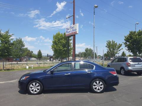 2009 Honda Accord for sale at New Deal Used Cars in Spokane Valley WA