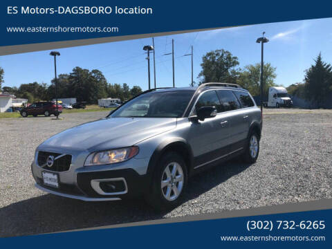 2011 Volvo XC70 for sale at ES Motors-DAGSBORO location in Dagsboro DE