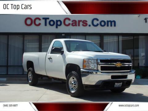 2014 Chevrolet Silverado 2500HD for sale at OC Top Cars in Irvine CA