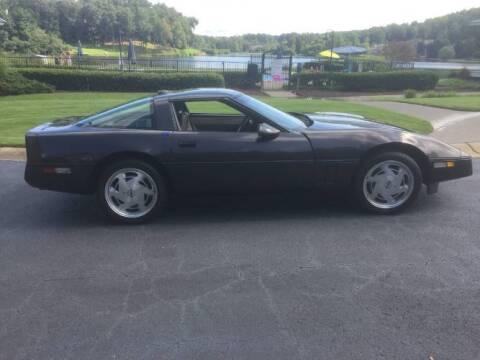 1988 Chevrolet Corvette for sale at Classic Car Deals in Cadillac MI