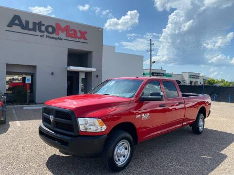 2017 RAM Ram Pickup 2500 for sale at AutoMax of Memphis - Nate Palmer in Memphis TN
