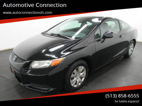 2012 Honda Civic for sale at Automotive Connection in Fairfield OH