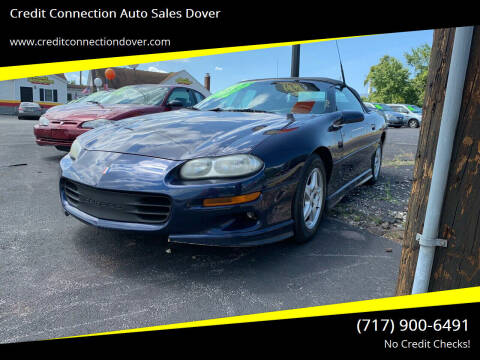 1998 Chevrolet Camaro for sale at Credit Connection Auto Sales Dover in Dover PA