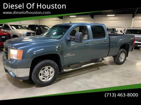 2008 GMC Sierra 2500HD for sale at Diesel Of Houston in Houston TX