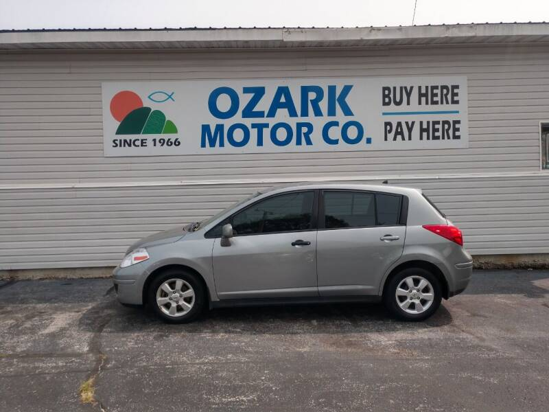 2009 Nissan Versa for sale at OZARK MOTOR CO in Springfield MO