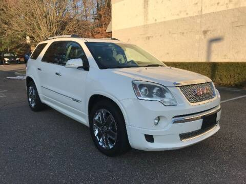 2011 GMC Acadia for sale at Select Auto in Smithtown NY