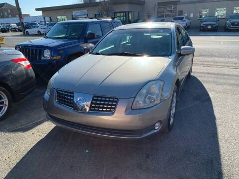 2004 Nissan Maxima for sale at Butler Auto in Easton PA