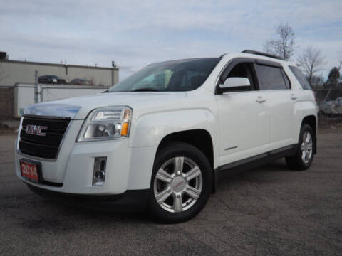 2014 GMC Terrain for sale at AutoCredit SuperStore in Lowell MA