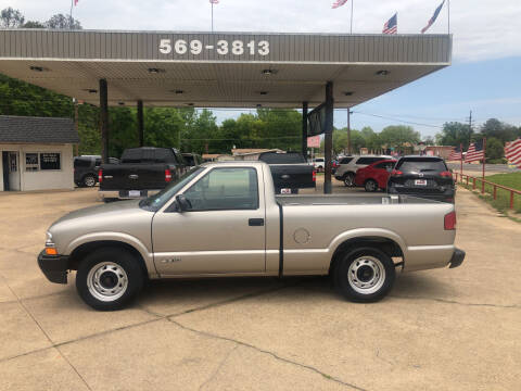 1999 Chevrolet S-10 for sale at BOB SMITH AUTO SALES in Mineola TX