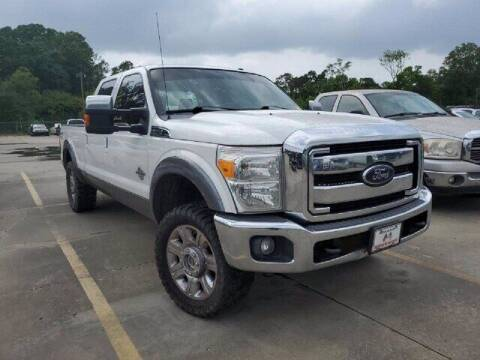 2012 Ford F-250 Super Duty for sale at Hickory Used Car Superstore in Hickory NC