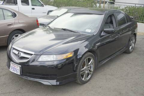 2005 Acura TL for sale at Sports Plus Motor Group LLC in Sunnyvale CA