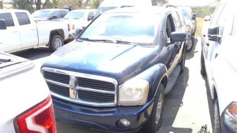 2005 Dodge Durango for sale at Main Street Motors in Rapid City SD