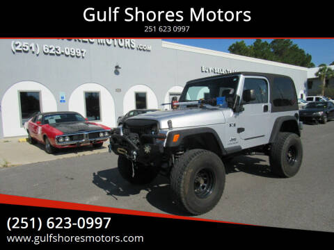 2006 Jeep Wrangler for sale at Gulf Shores Motors in Gulf Shores AL