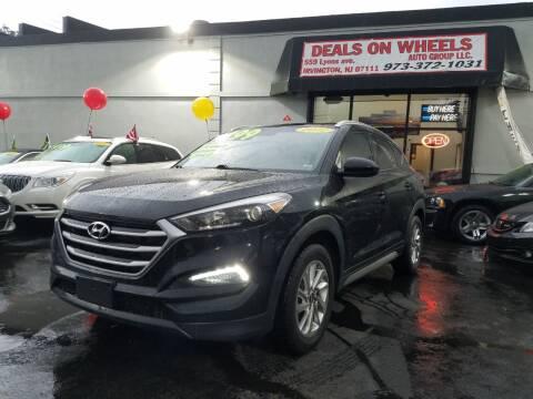 2017 Hyundai Tucson for sale at Gem Auto Sales in Irvington NJ