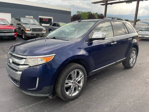 2011 Ford Edge for sale at Eagle Auto LLC in Green Bay WI