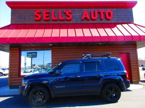 2015 Jeep Patriot for sale at Sells Auto INC in Saint Cloud MN