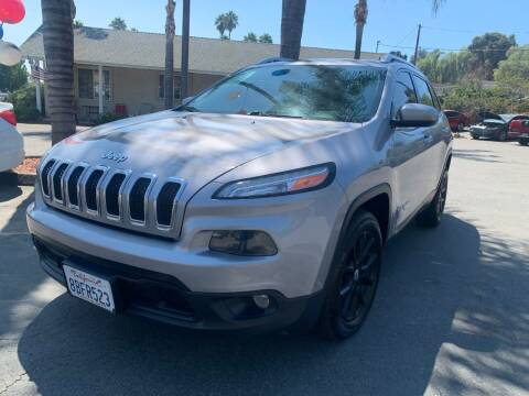 2018 Jeep Cherokee for sale at North Coast Auto Group in Fallbrook CA