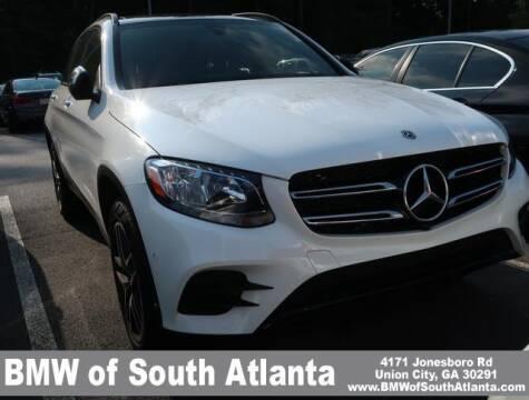 2019 Mercedes-Benz GLC for sale at Carol Benner @ BMW of South Atlanta in Union City GA
