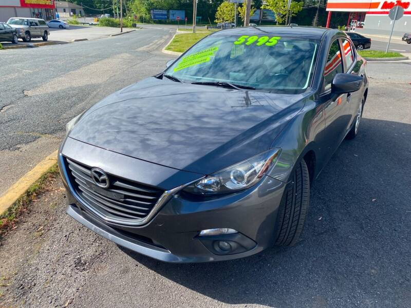 2015 Mazda MAZDA3 for sale at Washington Auto Repair in Washington NJ
