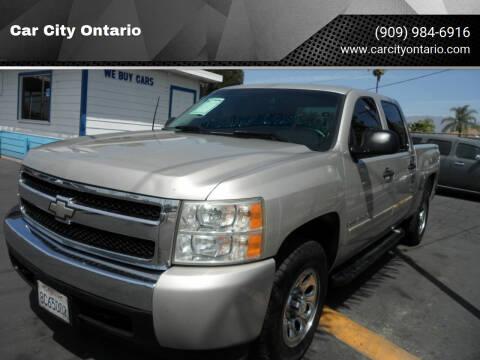 2008 Chevrolet Silverado 1500 for sale at Car City Ontario in Ontario CA