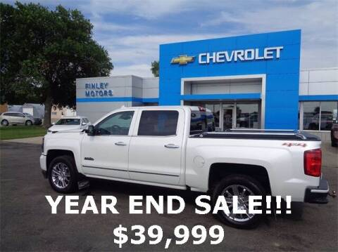 2017 Chevrolet Silverado 1500 for sale at Finley Motors in Finley ND