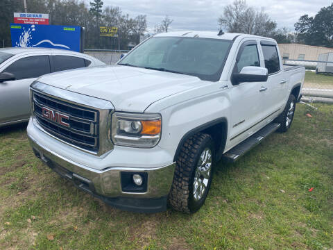 2014 GMC Sierra 1500 for sale at Nash's Auto Sales Used Car Dealer in Milton FL