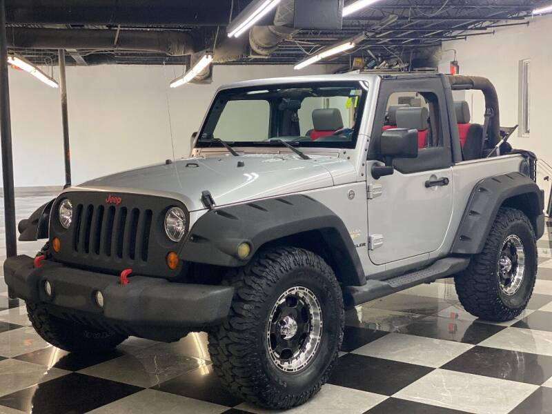 2007 Jeep Wrangler for sale at South Florida Jeeps in Fort Lauderdale FL