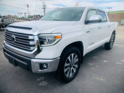 2018 Toyota Tundra for sale at BRYANT AUTO SALES in Bryant AR
