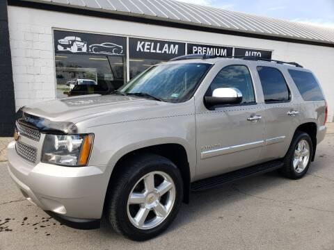 2007 Chevrolet Tahoe for sale at Kellam Premium Auto Sales & Detailing LLC in Loudon TN