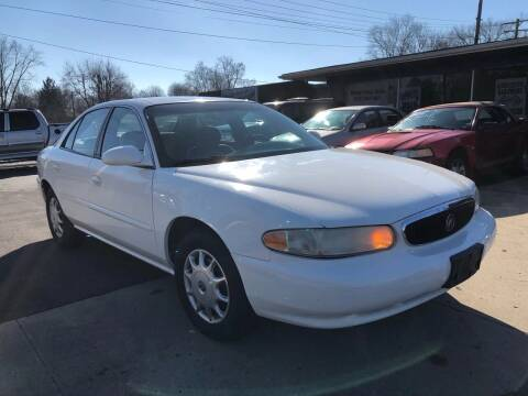 2004 Buick Century for sale at Wise Investments Auto Sales in Sellersburg IN