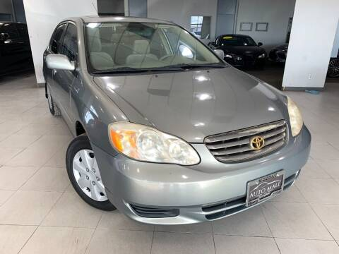 2004 Toyota Corolla for sale at Auto Mall of Springfield in Springfield IL
