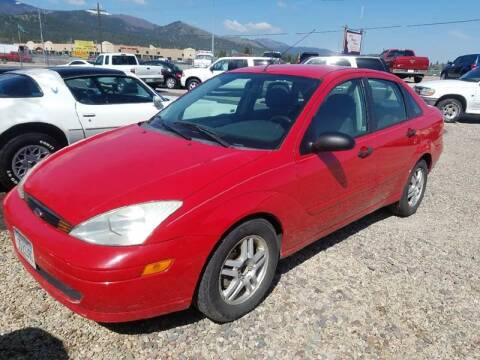2002 Ford Focus for sale at AUTO BROKER CENTER in Lolo MT