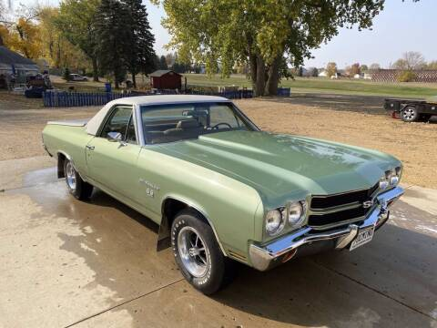 1970 Chevrolet El Camino for sale at B & B Auto Sales in Brookings SD