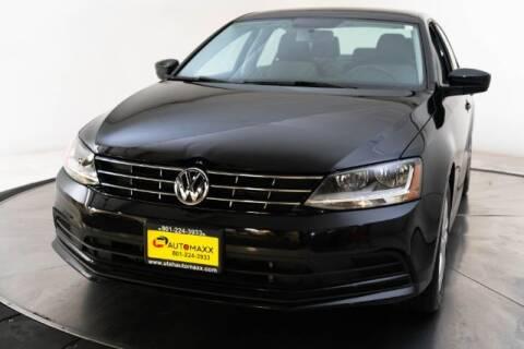 2018 Volkswagen Jetta for sale at AUTOMAXX MAIN in Orem UT