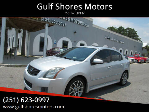 2008 Nissan Sentra for sale at Gulf Shores Motors in Gulf Shores AL