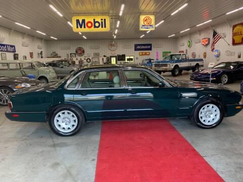 2003 Jaguar XJ-Series for sale at Masterpiece Motorcars in Germantown WI