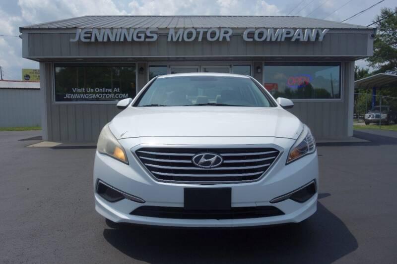 2016 Hyundai Sonata for sale at Jennings Motor Company in West Columbia SC