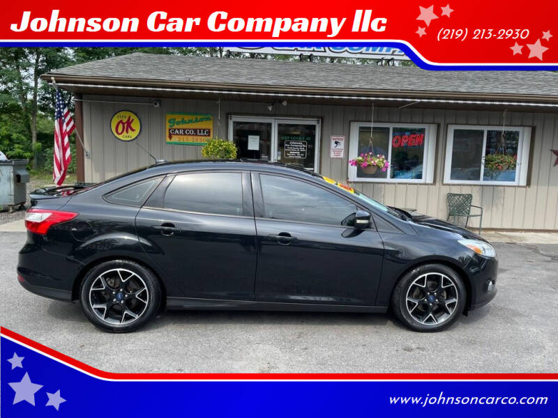 2014 Ford Focus for sale at Johnson Car Company llc in Crown Point IN