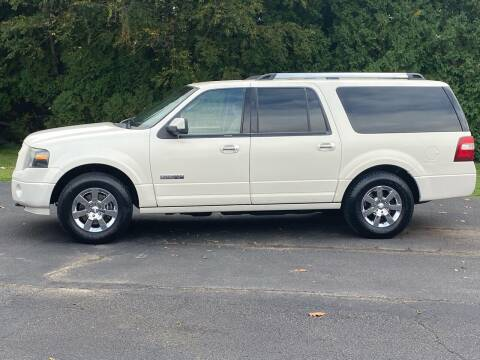 2008 Ford Expedition EL for sale at All American Auto Brokers in Anderson IN