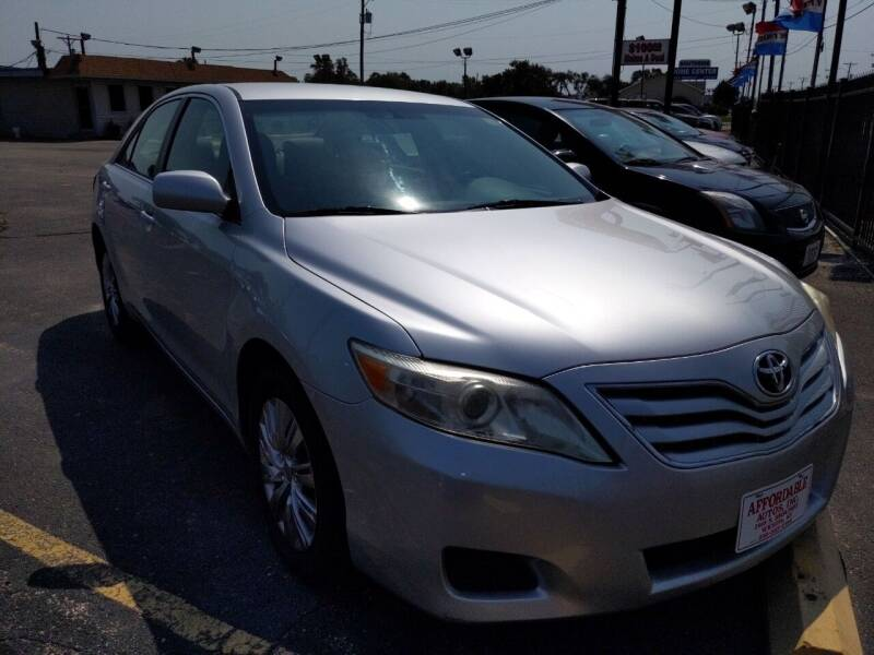 2011 Toyota Camry for sale at Affordable Autos in Wichita KS
