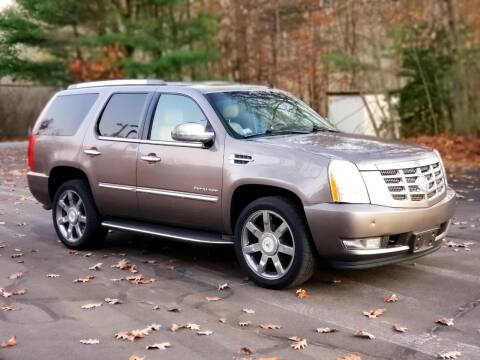 2011 Cadillac Escalade for sale at Flying Wheels in Danville NH