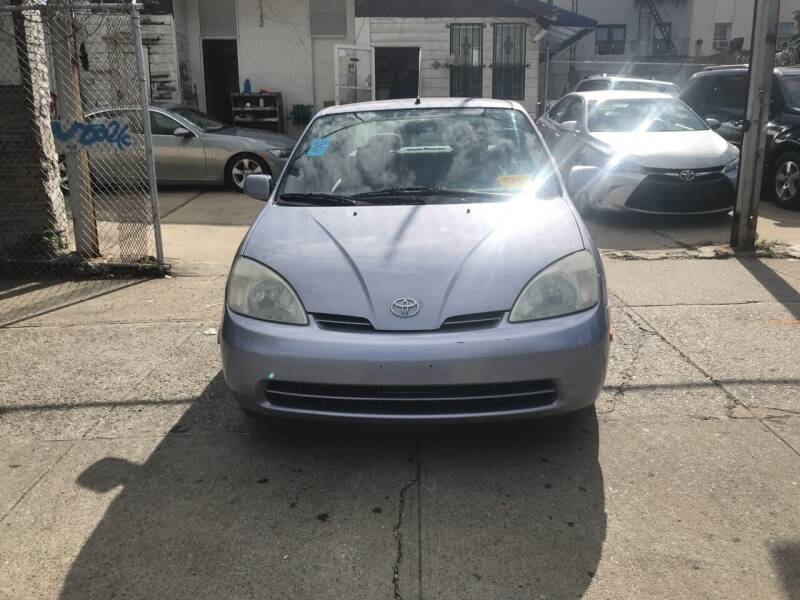2002 Toyota Prius for sale at Luxury 1 Auto Sales Inc in Brooklyn NY