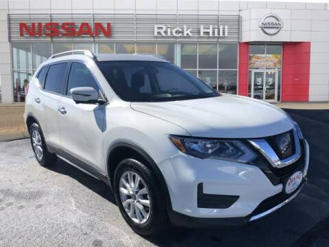 2017 Nissan Rogue for sale at Rick Hill Auto Credit in Dyersburg TN