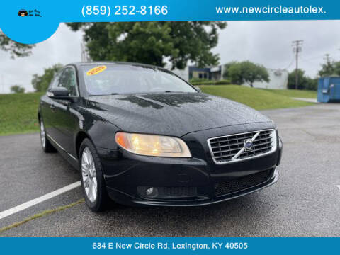 2009 Volvo S80 for sale at New Circle Auto Sales LLC in Lexington KY
