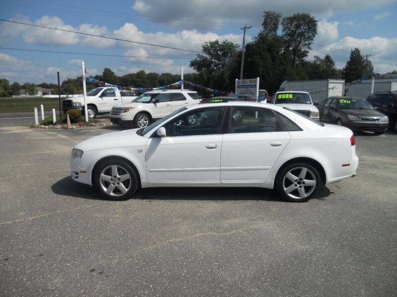 2007 Audi A4 for sale at All Cars and Trucks in Buena NJ