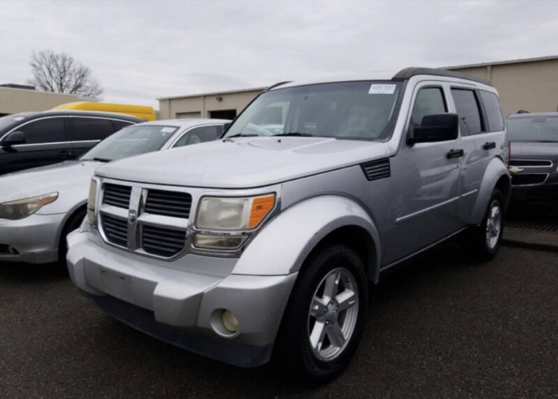 2007 Dodge Nitro for sale at Auto Town Used Cars in Morgantown WV
